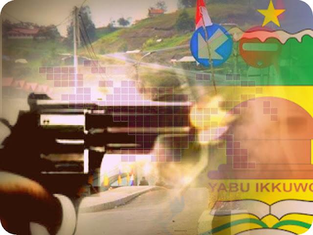 Serda Matroji dan Prada Kamandanu Ditembak Kelompok Yambi di Pintu Angin
