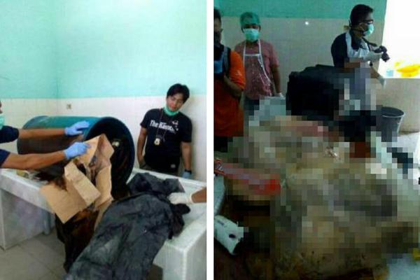 Mulai Dari Mutilasi Sampai di Cor, ini 4 Kasus Pembunuhan 'Sadis' di Indonesia