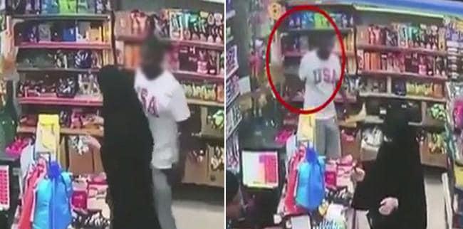 بعد تداوله.. شاهد فيديو المتحرش الذي نشره زوج الضحية في الدمام