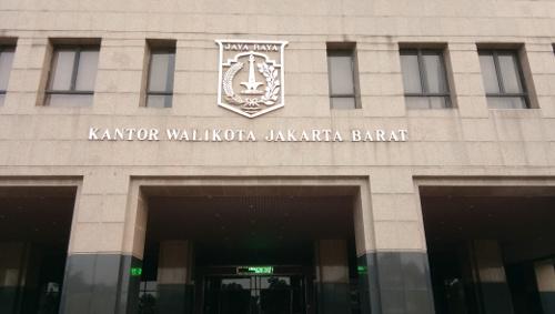 Alamat Kantor Walikota Jakarta Barat