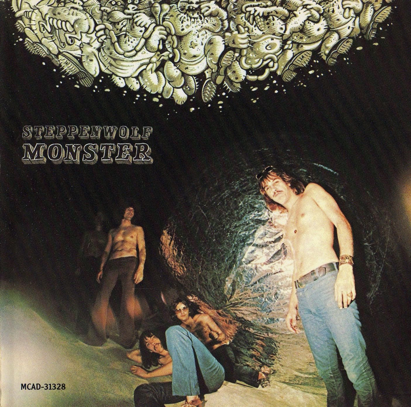 "Jazz Rock Fusion Guitar: Steppenwolf - 1970 ""Monster"" Steppenwolf"
