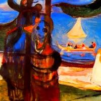 'Dia d'estiu (Edvard Munch)'