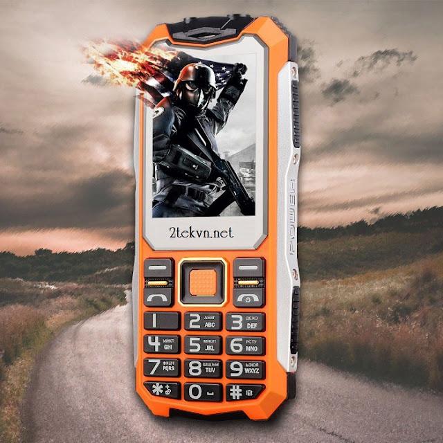 Các dòng điện thoại cơ bản cho người già giá dưới 500k