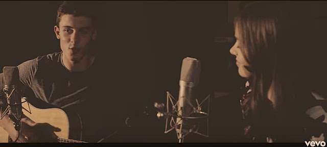 Shawn Mendes & Hailee Steinfeld - Stitches (Lyrics)