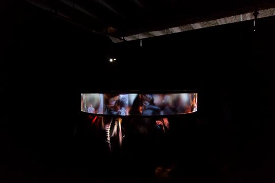 Voltaje. Salón de Arte y Tecnología