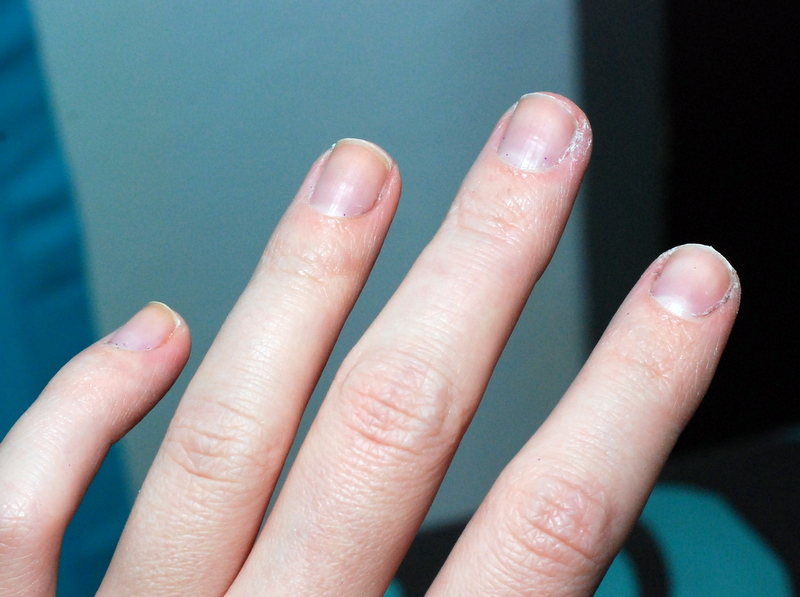 Bones And Lilies How To Do Uv Gel Nails With Tips
