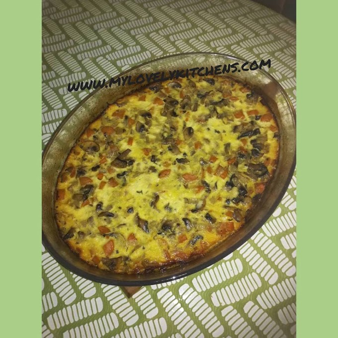 Chicken meat with oregano and vegetable- Piletina sa origanom i povrcem