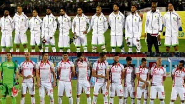 الجزائر ستلعب باللون الأبيض أمام تونس