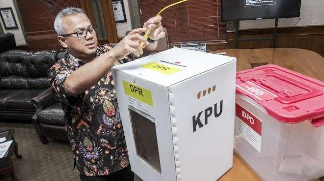 Belum Dipakai, Puluhan Kotak Suara Pemilu di Bantul Rusak karena Basah