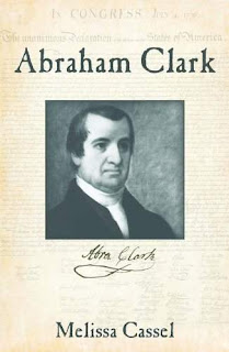 Abraham Clark book marketing Melissa Cassel