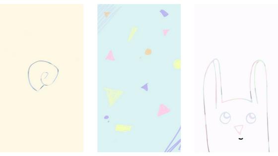 fondos móvil bonitos y preciosos color pastel originales