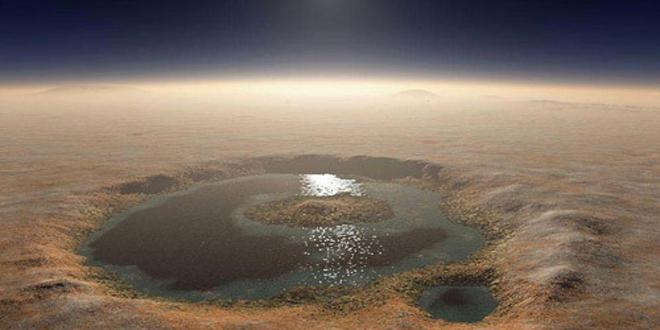 9363f31da27 Confirmado! NASA encontra evidências de água líquida em Marte ...