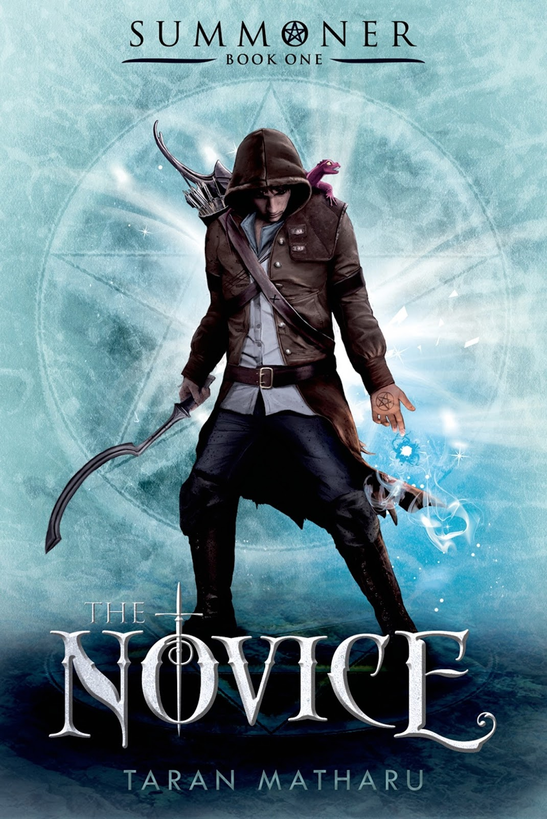 The Novice Taran Matharu cover Summoner