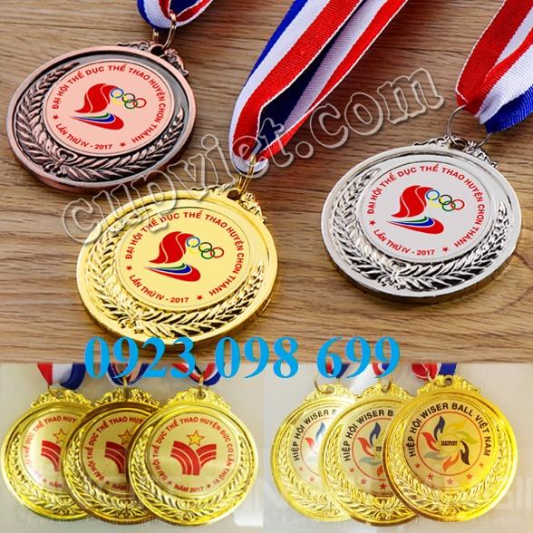chuyên làm huy chương vàng, huy chương bạc, huy chương đồng - 267262