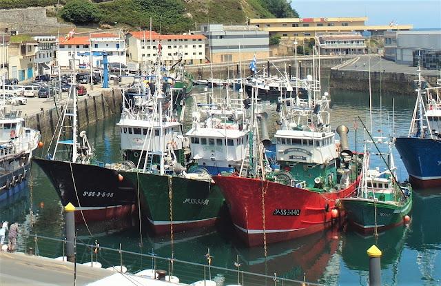 Baskiska kusten - Getaria