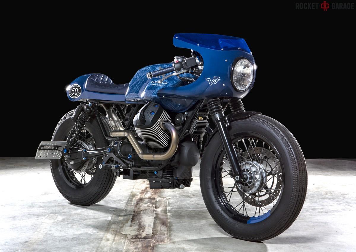 v7 vanguard moto guzzi rocketgarage cafe racer magazine. Black Bedroom Furniture Sets. Home Design Ideas
