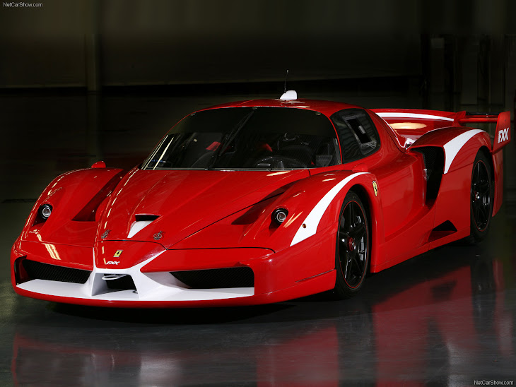 2008 Ferrari FXX Evolution | Italian Legend