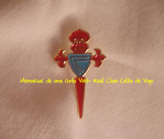 escudo del Real Club Celta