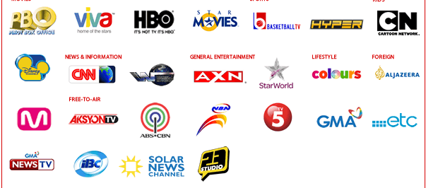 Pinoy Channel TV Andorid App Free Download.
