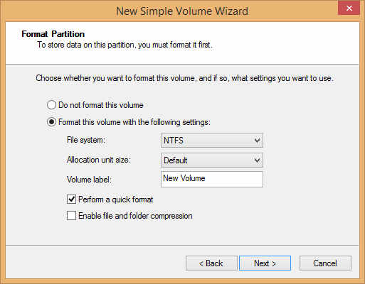 Cara Partisi Hardisk Baru Windows Tanpa Software dan Instal Ulang