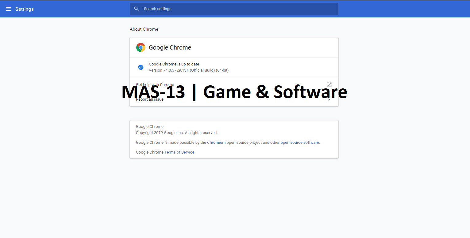 Download Google Chrome 74 Final Terbaru [Offline Installer]
