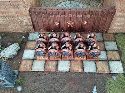 Guerreros enanos