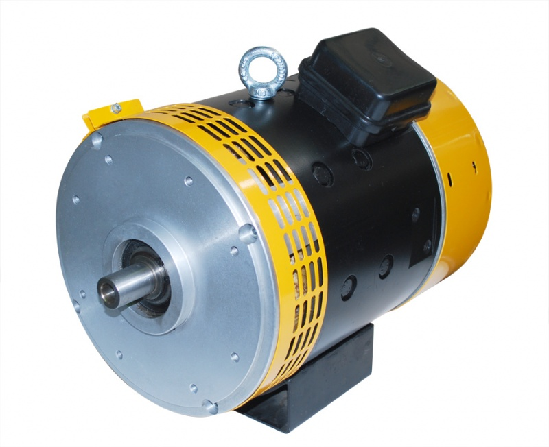 """Electric Motor For Car: Electric Motors For Cars: K11"""" Alpha"""