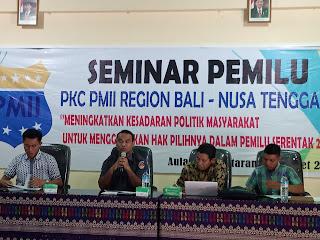 Tingkatkan Partisipasi Pemilih, Pemuda Harus Menjadi Garda Terdepan Dalam Ajang Pemilu 2019
