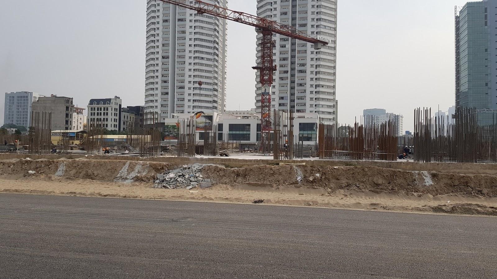 Dự án 6th Element là chung cư đẹp nhất trục đường 40m