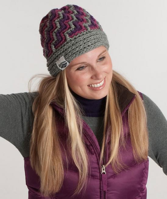 Crochet Womans Hat Pattern (Free) Stunning crochet hat pattern ...