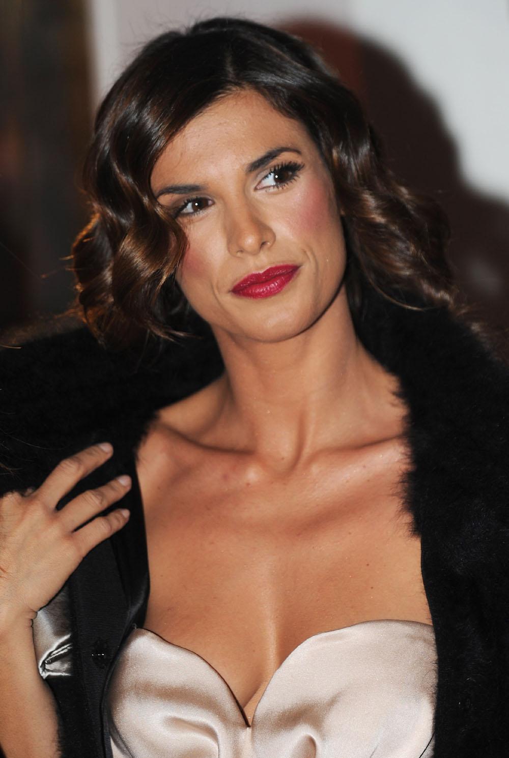 Young Elisabetta Canalis nude photos 2019