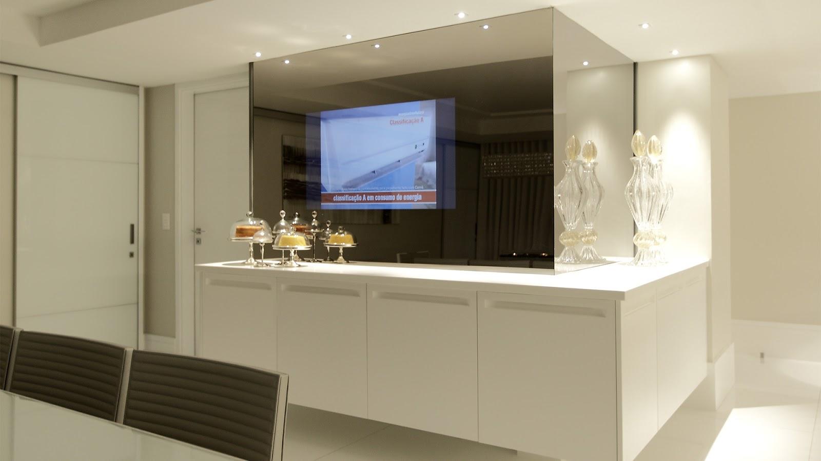 #365A95 Salas de estar jantar e tv integradas e decoradas de preto branco e  1600x900 píxeis em Decoração De Sala De Estar Branco E Preto