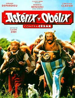 Astérix y Obélix contra César (1999)