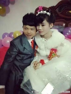 Photos : Meet The Teenagers Who Got Married At The Age Of 16 And Sparked A Heated Debate I