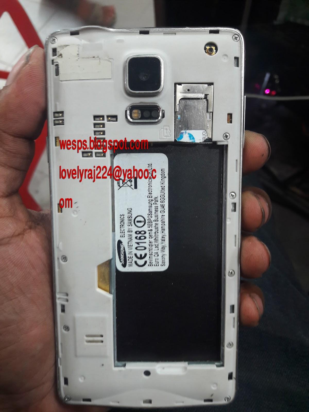 Galaxy note 5 clone firmware