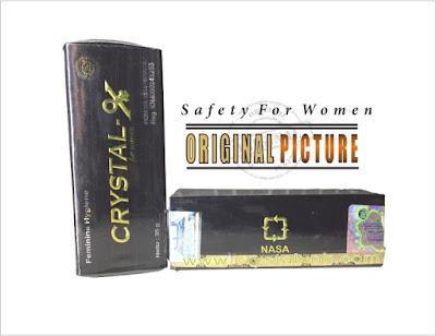 crystal x safety women