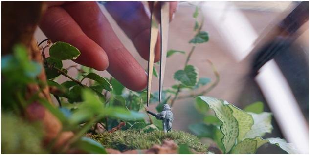 teraryum bahçe nasıl yapılır
