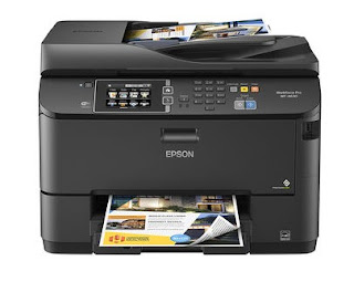 Epson WorkForce Pro WF4630 Printer Driver Download