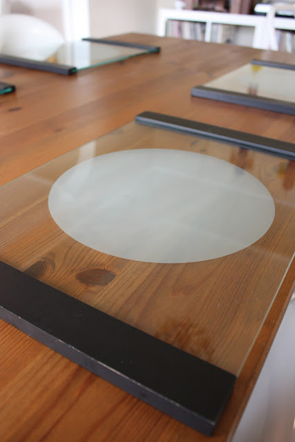 The Treehouse 12 7 12 4 Modern Glass Wood Placemats Plates