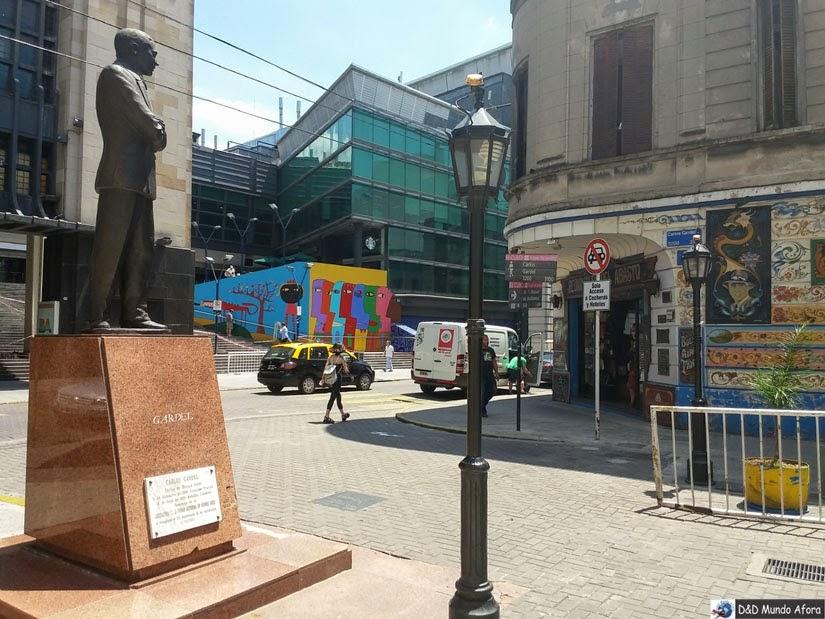 Carlos Gardel - Abasto - 8 lugares para comprar em Buenos Aires, Argentina