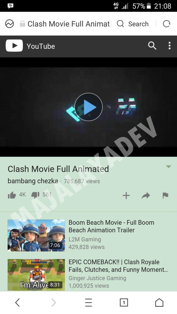 Aplikasi Untuk Mendownload Video Dari Youtube Melalui Android