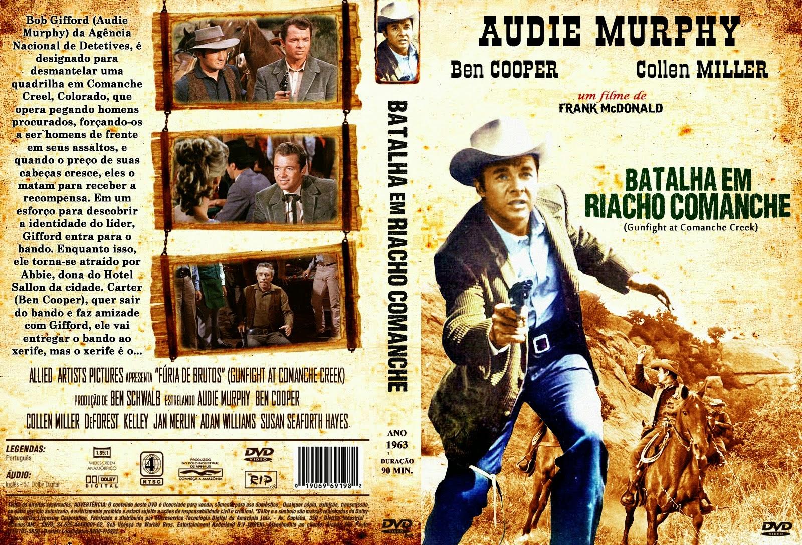 filmes de audie murphi