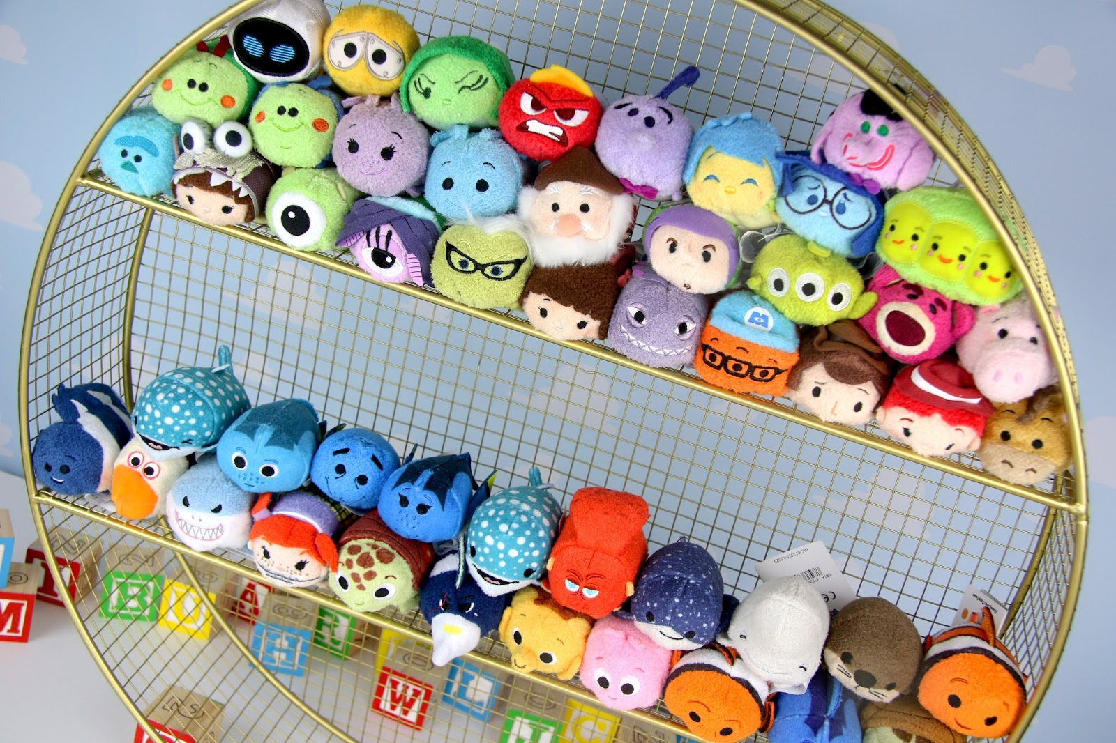 best tsum tsum display shelf