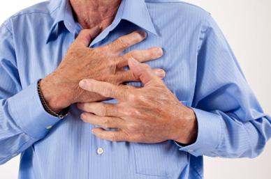 penderita angina