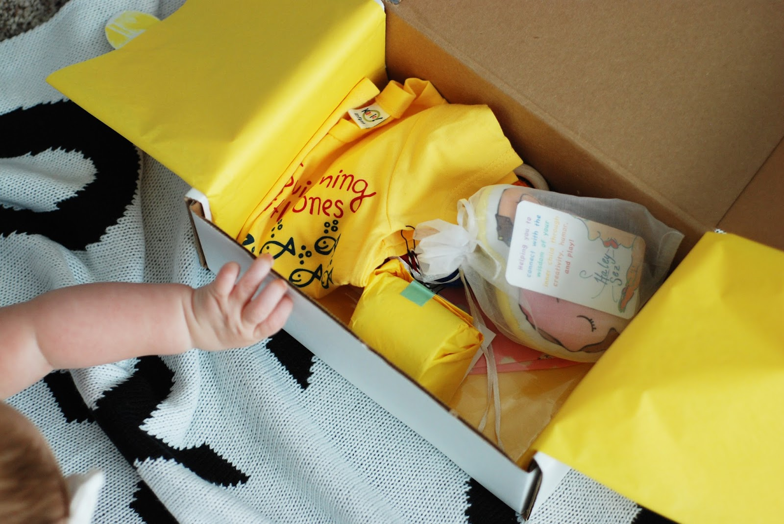 Subscription Box, Monthly Baby Box