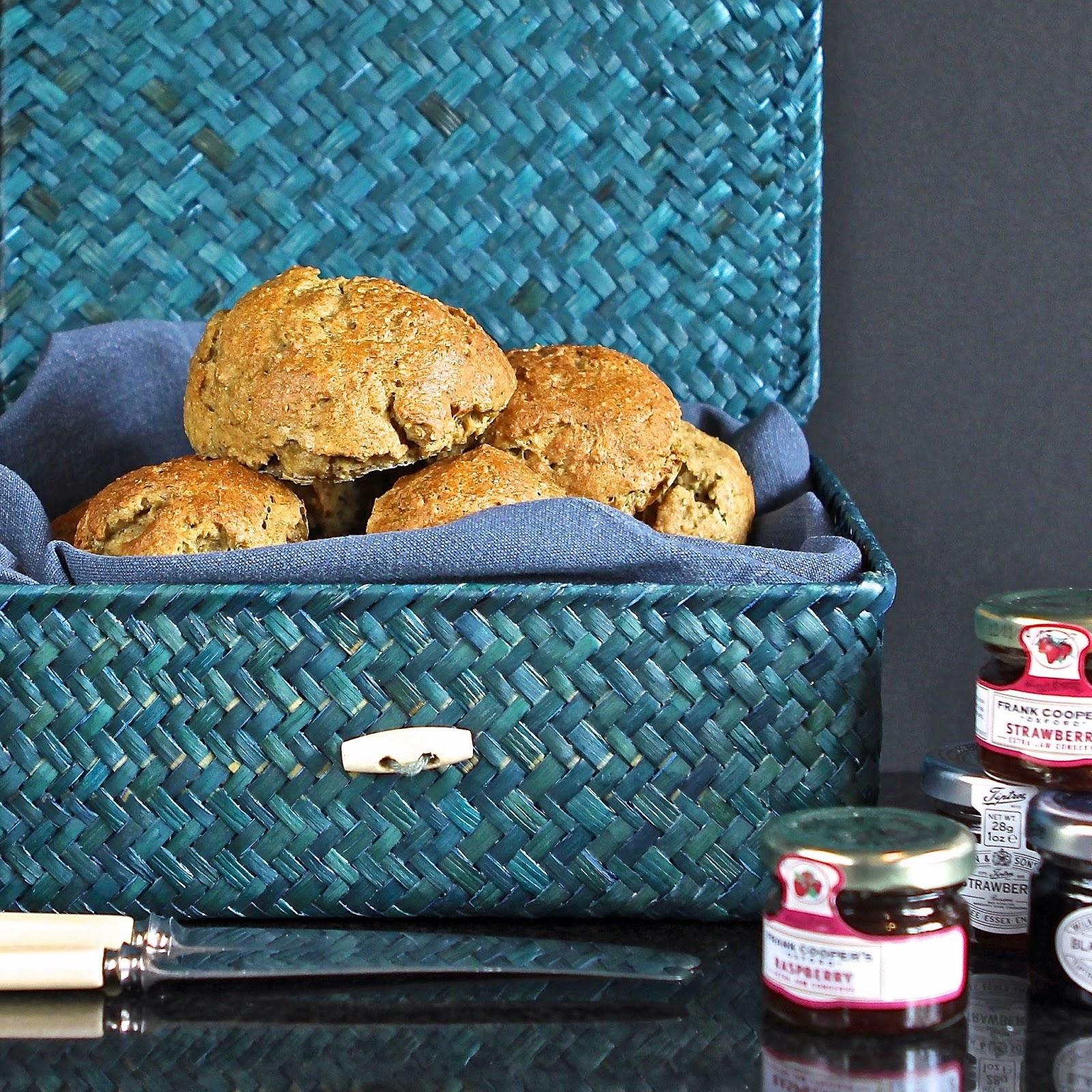 Gluten Free Alchemist: Brown Bread Rolls or Loaves using Doves Farm ...