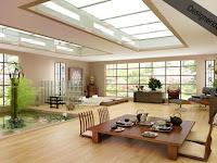 Japanese Style Living Room, Best 5 Design Ideas