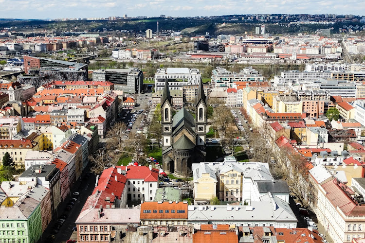 Praga nieznana: Kasárna Karlín