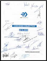 Convenio Colectivo 2018-2019-2020