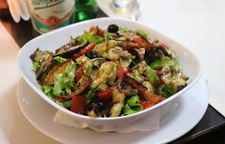 A very tasty Salad of Boss